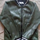 Весняна курточка для дівчинки 8 років