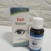 Opti Vision - Восстановление и улучшение зрения!!! для глаз (Опти Вижн), 30 мл