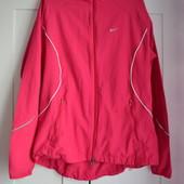 Спортивная куртка для бега и велопрогулок nike