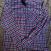 ЦЦ127.Фланелевая рубашка livergy
