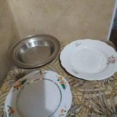 лови лоты!!! 3 тарелки- в лоте