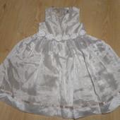 Нарядное платье Palomino состояние отличное