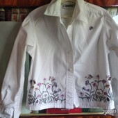 Рубашка ( блуза) xs