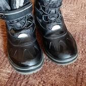 Зимние ботинки для мальчика Pepperts.