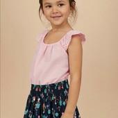 Летняя юбка H&M на 4-6 лет
