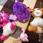 Лот мягких игрушек в отличном состоянии