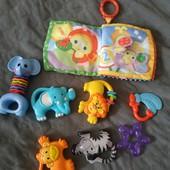 Лот игрушек, гризунков, всё, что на фото