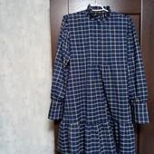 Фирменная платье-туника в отличном состоянии р.18-22