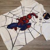 Польша! Cool club! Оригинальная футболка на мальчика spiderman 122 см рост