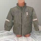Куртка трансформер на 4-5лет