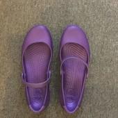 Обалденные балеточки Crocs для крававицы