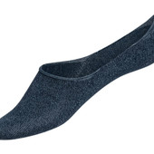 """""""Невидимые"""" носки Livergy размер 43-46 Германия (лот - 2пары)"""