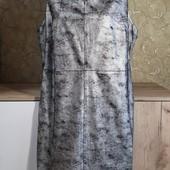 Собираем лоты!!! Плотное, перфарированое платье на пышную красу, размер 46/48