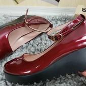 Туфли женские Purlina p 38 ,24 см.Забираем