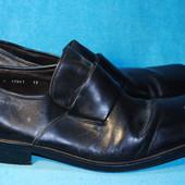 туфли кожа carlo morandi 46 размер 3