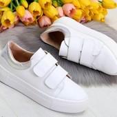Очень классные кроссовки. Натуральная кожа