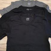 Германия! Базовые мужские футболки, 3 шт в лоте, размер М