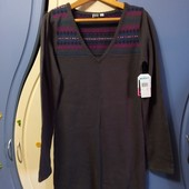 Новое, красивое, вязаное платье Roxy, р.L
