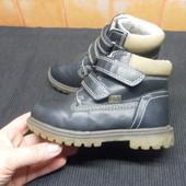 Демисезонные ботинки Fila состояние очень хорошее