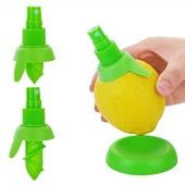 Выдавливатель сока для лимона\распылитель сока цитрусовых\ручная соковыжималка