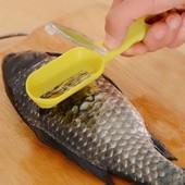 Рыбочистка с контейнером\нож для чистки рыбы