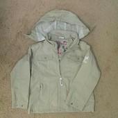 Легкая куртка-ветровка для девочки