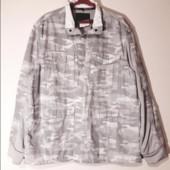 Куртка -ветровка большого размера angelo litrico 56/58р.