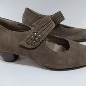 = 100%-Кожа!!! Мегаудобные туфли Португалия (уп-скидка)