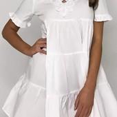 Хлопковое платье Missguided