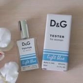 Тестер Dolce & Gabbana Light Blue женский, 60 мл