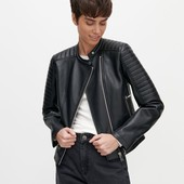 Кожанка косуха куртка фирменные матовые под кожу сток новые 42,44,46,48