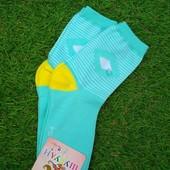 Качественные подростковые носочки. унисекс. Лот 2 пары