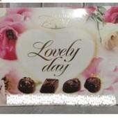 Вкусные конфеты ассорти 4 вида в коробке. Польша 120 грамм.