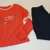 Піжамка на дівчинку, розмір 122_128, бренд pepperts Геpманія