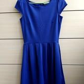 34р. Фиолетовое приталенное платье Doroty Perkins