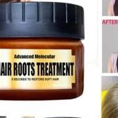 Кондиционер для волос hair roots treatment укрепляет и активизирует рост новых фолликулов !!!