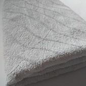 Махровий плотний добротний банний рушник у хорошому стані 70*130 європейська якість за приємну ціну