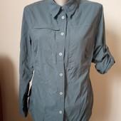 Фірменна рубашка із плащовки, в ідеальному стані, 10% знижка на УП