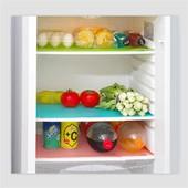 Салфетки в холодильник\подложки на полки 4 шт
