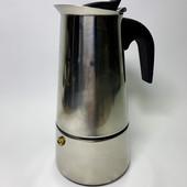 Гейзерная кофеварка Espresso Maker 300мл на 6 чашек