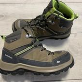 Ботиночки Quechua 37 размер стелька 23 см