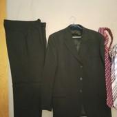 Мужской классический костюм Л184,Arber,в идеальном состоянии и 4 галстука