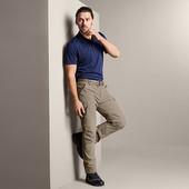 ☘2 в 1☘Повітряпроникні, вбирають вологу, швидко висихаючі брюки з ременем Tchibo, р. 52-54 (L євро)