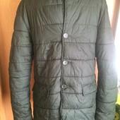 куртка, весна, размер ХL. Hanbury. состояние отличное