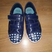 Clarks светящиеся мокасины туфли 31 размер