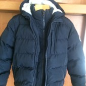 Куртка, холодная весна, внутри шерпа, размер 7-8 лет 122-128 см, Soulcal&Co.. состояние отличное