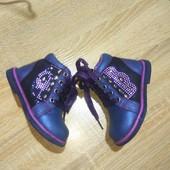 Ботиночки для девочки, 13 см.