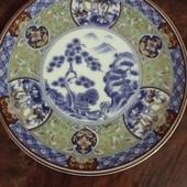 Не пропустіть!!! Шикарна декоративна тарілка Японія