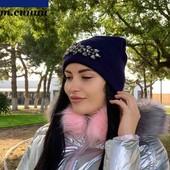 АКЦИя!!! Стильная женская шапка!