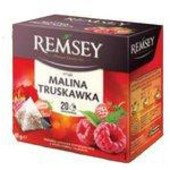 Польша.Очень вкусный и ароматный чай Remsey в пакетиках в ассортименте, 20 пак.,на выбор один
